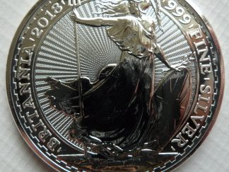 Britannia bullion coin view