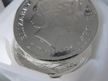 UK legal tender silver coins