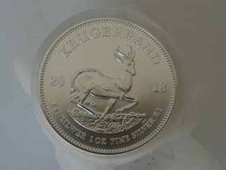 Silver krugerrand 1oz bullion coin