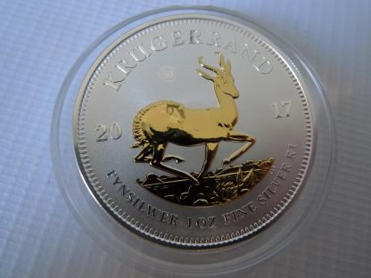 Krugerrand silver 1oz bullion coin