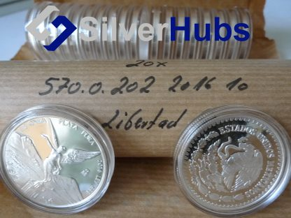 liberated proof silver coins