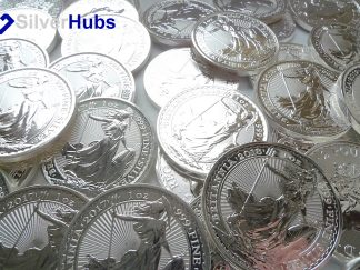 silverhubs UK silver bullion coins