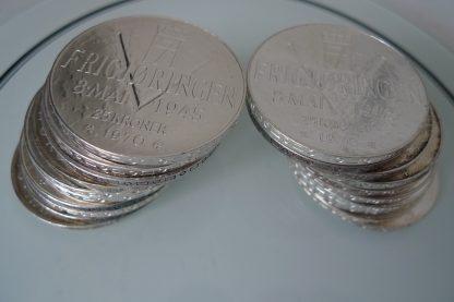 silver bullion coins