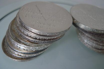 silver bullion coins norway kroner